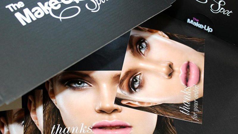 The Make Up Spot doosje
